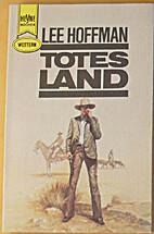 The land killer by Lee Hoffman