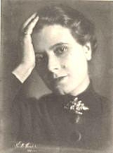 Author photo. Anna Banti (1895-1985)