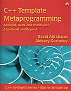 C++ Template Metaprogramming: Concepts,…