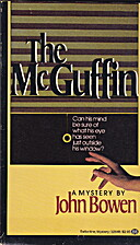 The McGuffin by John Bowen