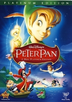 Peter Pan [1953 animated film] by Clyde…