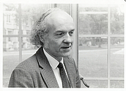 Author photo. Prof. Richard D. Challener (courtesy of Princeton University)