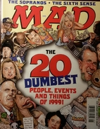 Mad Magazine: The 20 Dumbest People, Events,…