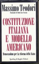 Costituzione italiana e modello americano by…