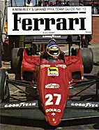 grand prix team guide, ferrari by Alan Henry