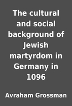 The cultural and social background of Jewish…