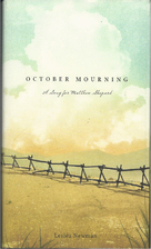 October Mourning: A Song for Matthew Shepard…