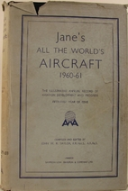 Jane's All the World's Aircraft 1960-1961 by…