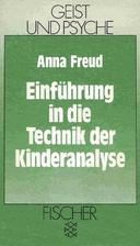 Ievads bērnu psihoanalīzē by Anna Freud