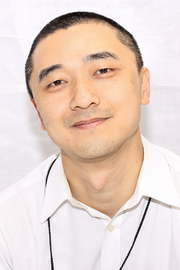 Author photo. Author Ken Liu at the 2016 Texas Book Festival By Larry D. Moore, CC BY-SA 4.0, <a href=&quot;https://commons.wikimedia.org/w/index.php?curid=53295648&quot; rel=&quot;nofollow&quot; target=&quot;_top&quot;>https://commons.wikimedia.org/w/index.php?curid=53295648</a>