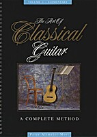 The art of classical guitar: A complete…