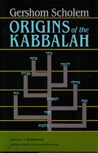 Origins of the Kabbalah by Gershom Gerhard…