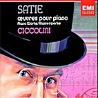 Oeuvres pour piano (2CD) by Erik Satie