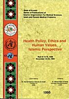 Health Policy, Ethics and Human Values: An…