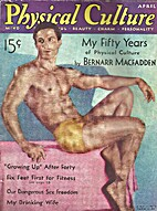 Physical Culture (April 1933) My Fifty…