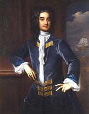 Author photo. William Byrd II, ca. 1724. Wikimedia Commons.