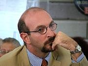 Author photo. Alessandro Piperno