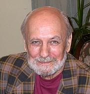 Author photo. John Burlinson, Nov. 17, 2007