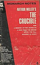 Arthur Miller's the Crucible: And a…
