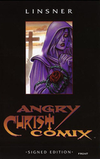 Angry Christ Comix Revised Limited Edition…