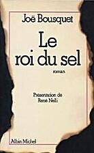 La Roi du sel - Le Conte des sept robes by…