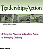Solving the Dilemma: A Leader's Guide to…