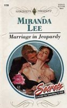 Marriage in Jeopardy by Miranda Lee