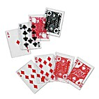 Overhead Playing Cards Set of 52 by EAI…