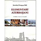 Elementary Azerbaijani [Audio CD] by…
