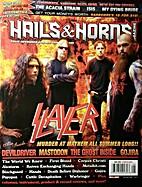 Hails & Horns July/August 2009 (Slayer)