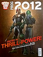 2000 AD Yearbook 2012 by Fleetway…