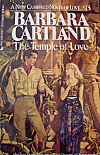 The Temple of Love by Barbara Cartland