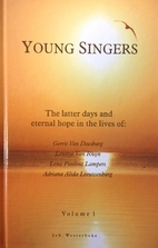 Young Singers (Volume 1) by Joh. Westerbeke