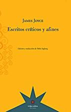 Escritos críticos y afines by James Joyce