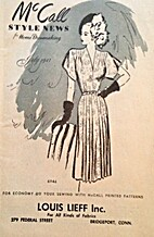 McCall Style News for Home Dressmaking, 1947…