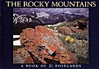 Rocky Mountains: A Book of 21 Postcards by…