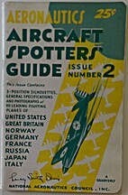Aeronautics Aircraft Spotters' Guide Issue…