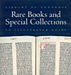 Library of Congress rare books and special…
