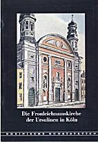 Die Fronleichnamskirche der Ursulinen in…