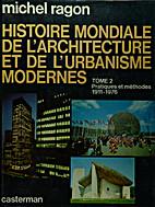 Histoire mondiale de l'architecture et…