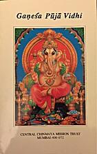 Ganesa Puja Vidhi