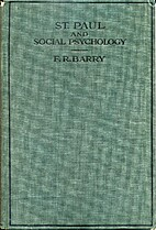 St. Paul and Social Psychology: An…