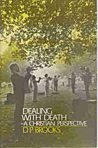 Dealing with death--a Christian perspective…