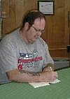 Author photo. Larry Bubar