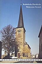 Die katholische Pfarrkirche Hl. Kreuz in…