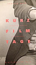 Internationale Kurz-Film-Tage Oberhausen -…