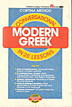 Conversational Modern Greek by R. D. Cortina