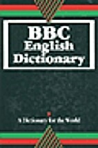 BBC English dictionary by John Sinclair