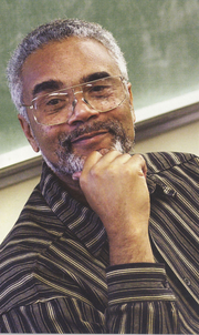 Author photo. Courtesy of Clayborne Carson