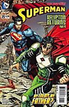 Superman, Vol. 3 # 25 by Scott Lobdell